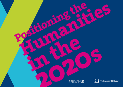 SHAPE-ID Participating In Positioning The Humanities In The 2020s Symposium