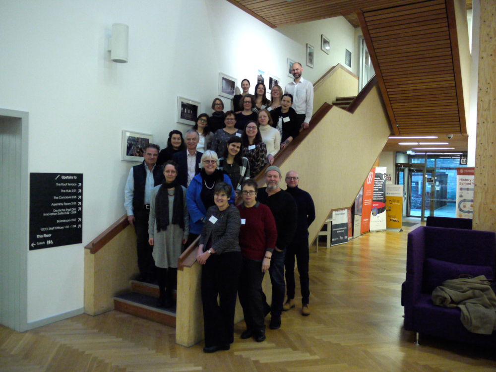 SHAPE-ID Workshop On Environmental Humanities Takes Place At The University Of Edinburgh