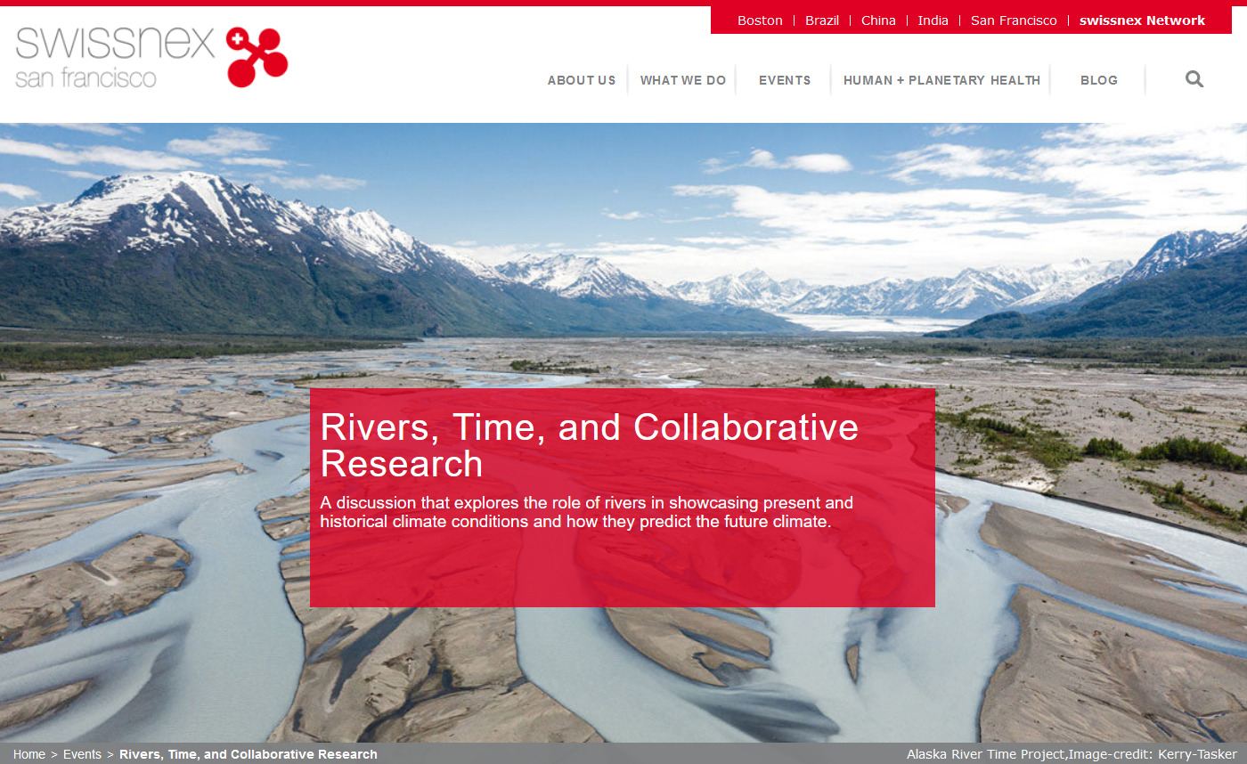 SHAPE-ID Collaborating On River Time Initiative